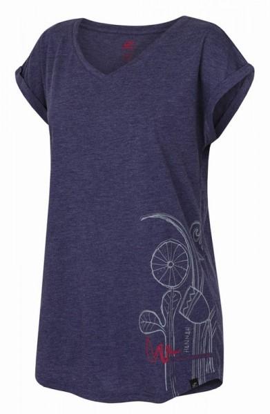 Hannah CANIS Damen T-Shirt, Astral Aura