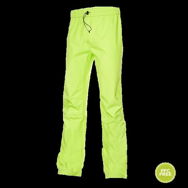 SEATTLE Unisex Funktions-Regenhose, Neon Green