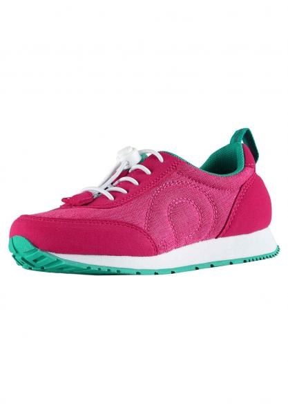 reima ELEGE Kinder Sneaker, Bery Pink