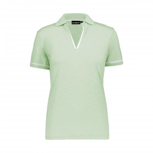 CMP Damen Poloshirt, Leaf