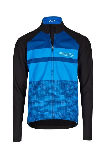 Protective SWAP II Herren Fahrrad Langarm Trikot, Performance Blue