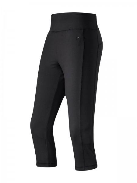 JOY sportswear NADINE Damen 3/4 Hose, Black