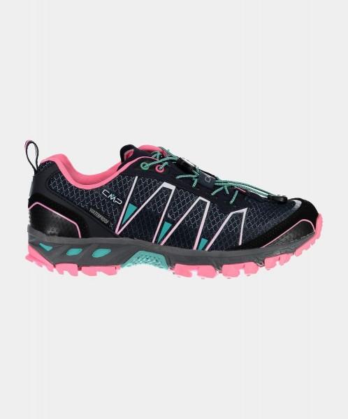 CMP Campagnolo ALTAK WMN WP Damen Trail-Running-Schuh, Navy-Pink/Fluo-A.Marina