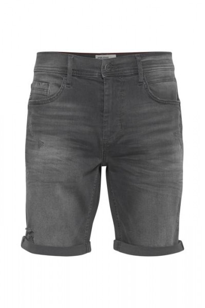 Blend SCRATCHES Herren Denim Shorts, Grey