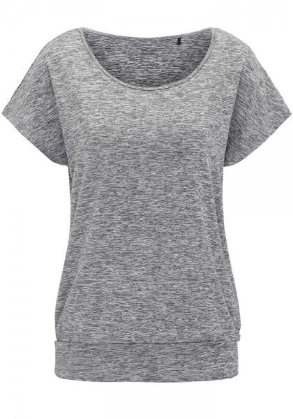 Venice Beach RIAMEE Damen T-Shirt, Grey Melange