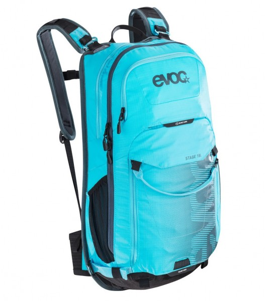 STAGE 18L Daypack Tages-Rucksack, Neon Blue