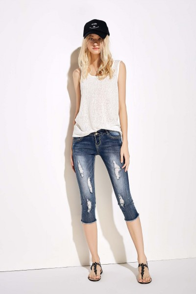 aiki Keylook LOVERS AND FRIENDS Damen Top, Offwhite