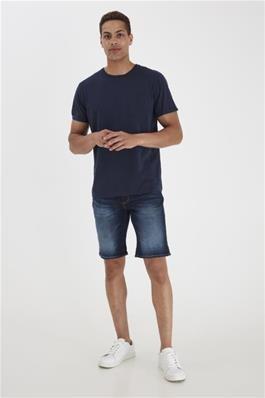Blend BHNASIR Herren T-Shirt, Dress Blue