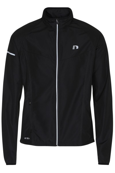 newline BASE RACE JACKET Herren Running/Laufen Jacke, Black