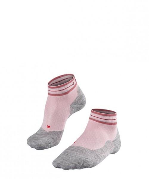 Falke RU4 DOTS SHORT Damen Running Socken, Thulit