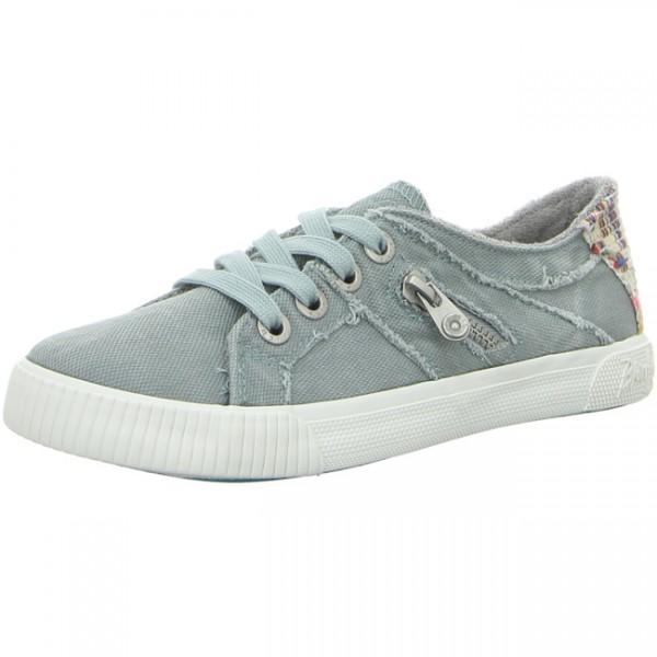 Blowfish Malibu FRUIT Damen Sneaker, Dusty Blue Smoked