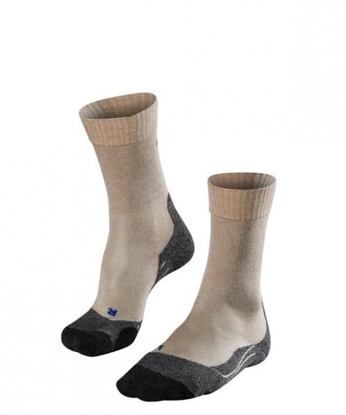 Falke TK2 COOL Damen Trekking Socken, Nature-Melange