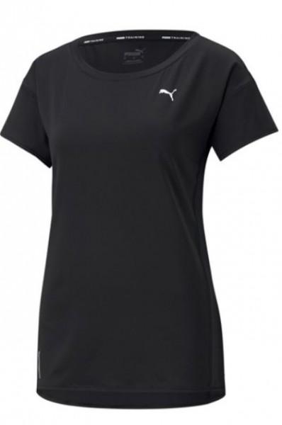 Puma TRAIN FAVORITE Damen Shirt, Puma Black