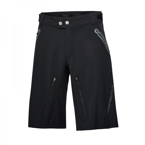 Protective P-AUS Herren Baggy-Pants, Black