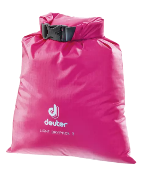 deuter LIGHT DRYPACK 3 Packtasche, Magenta