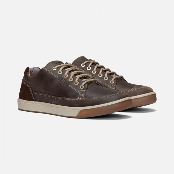 keen GLENHAVEN Herren Sneaker, Mulch/Rooibos Tea