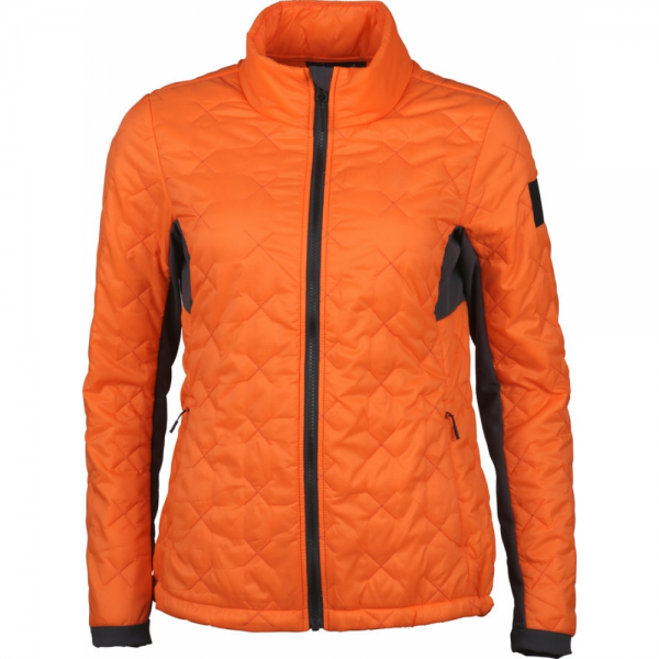 W Carrot Flash North Jacket Outdoor JackeOrange Damen Insulation Leisure Bend TculFK13J