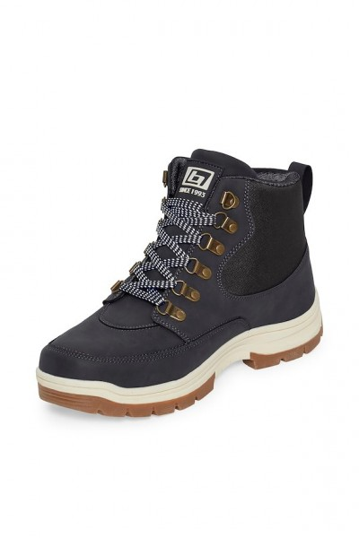 Blend Herren Winter Boots, Black