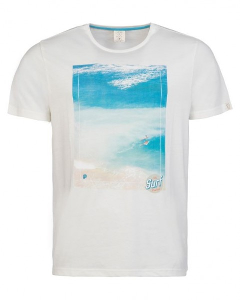 Protest DERWEN Herren T-Shirt, Seashell