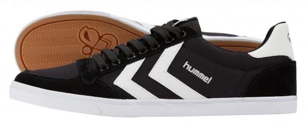 hummel STADIL 3.0 SUEDE Herren Sneaker, Black