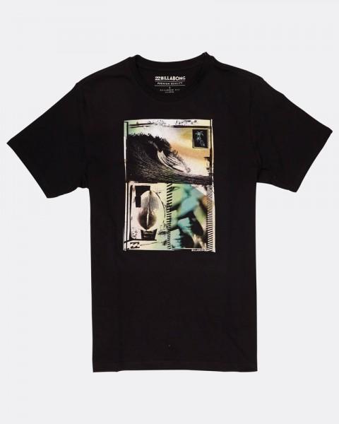 Billabong MATCHA Herren T-Shirt, Black