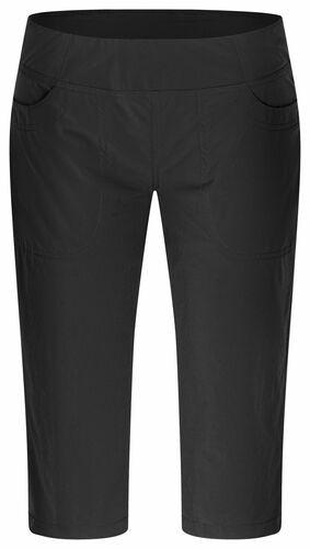 Hot Sportswear BARBADOS Damen Caprihose, Black