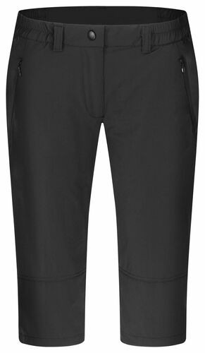 Hot Sportswear ST. LOUIS Damen Caprihose (Kurzgröße), Black
