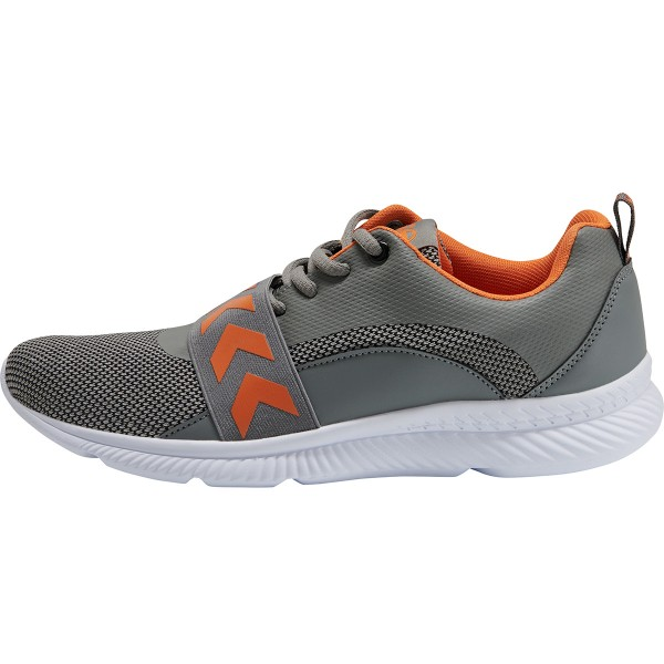 hummel LUTZ Unisex Sneaker, Grey