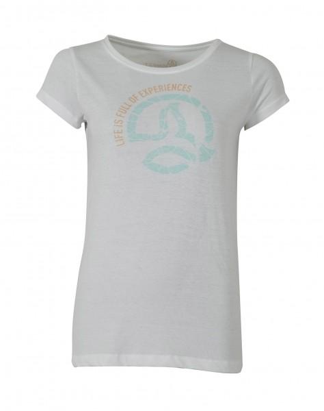Ternua LUZON W Damen T-Shirt, White