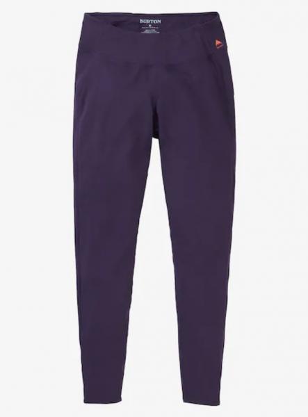 Burton LUXEMORE Damen Leggings, Purple Velvet