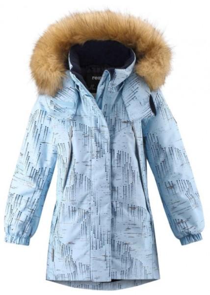 521640 6187 reima SILDA Kinder Winterjacke, Blue Dream