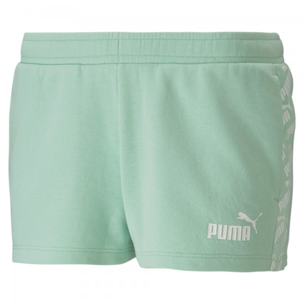 Puma AMPLIFIIED 2 Damen Shorts, Mist Green