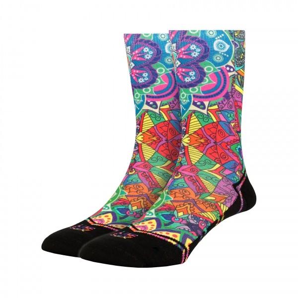 LUF|SOX CLASSICS Unisex Lifestyle Socken, Mindio