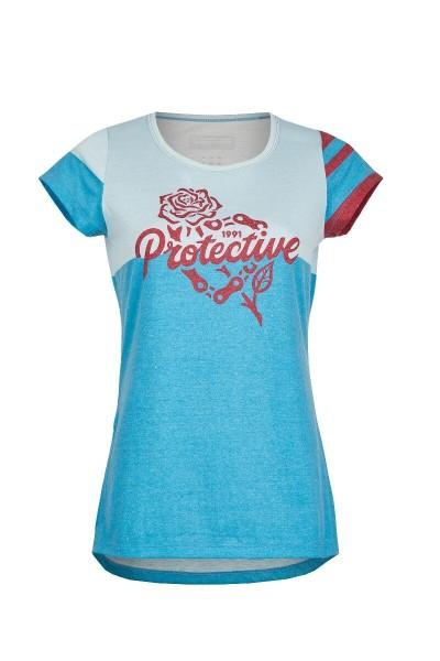Protective P-INNERVISION Damen T-Shirt, Ocean