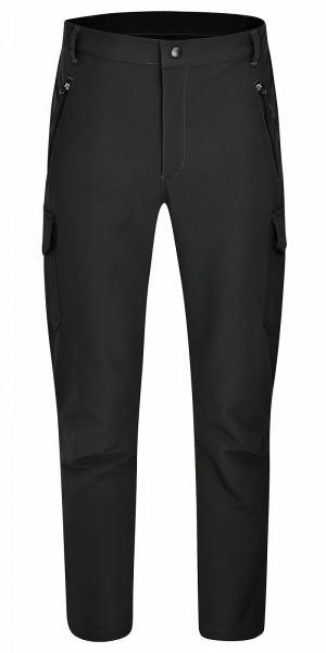 Hot Sportswear SÖLDEN M Herren Wander- & Trekkinghose (Kurzgröße), Black