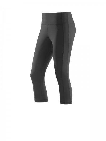 JOY sportswear SUSANNA Damen 3/4 Hose, Black