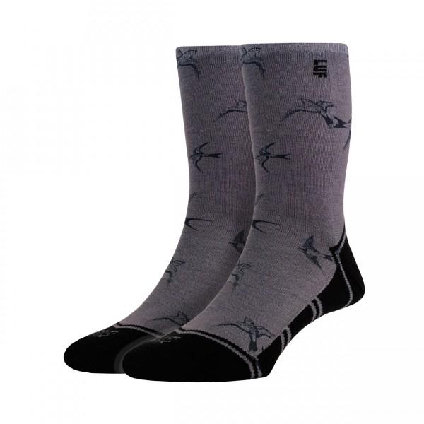 LUF|SOX CLASSICS Unisex Lifestyle Socken, Fuglon