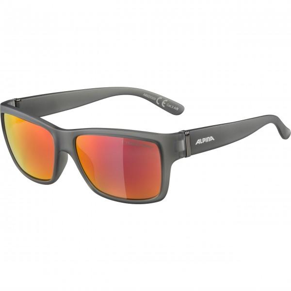 Alpina KACEY Unisex Sonnenbrille, Cool Grey/Matt