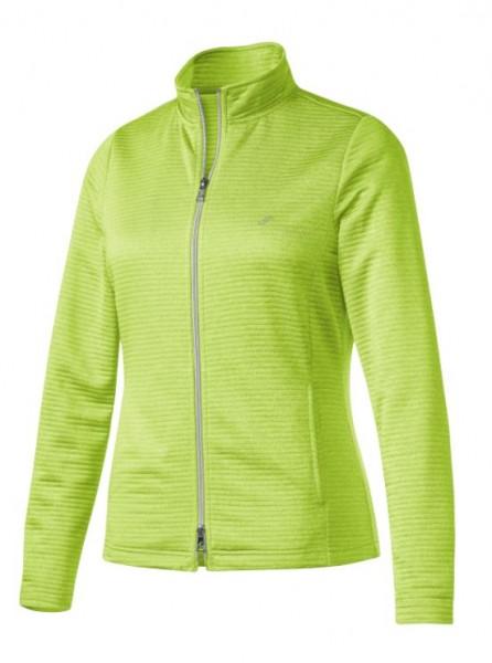 JOY sportswear PEGGY Damen Freizeitjacke, Limette Melange