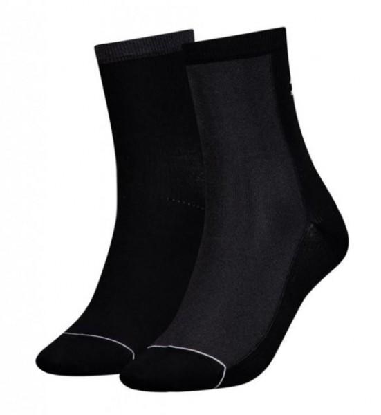 293003001200/200 Puma SOCK RADIENT Damen Socken (2er Pack), Black