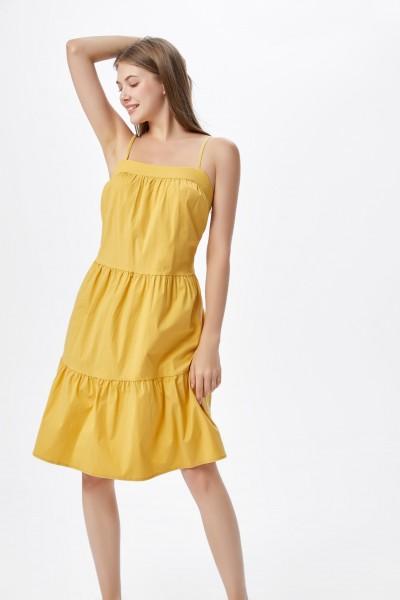 211-17-2105-33-0 aiki Keylook BABYDOLL Damen Kleid, Mango
