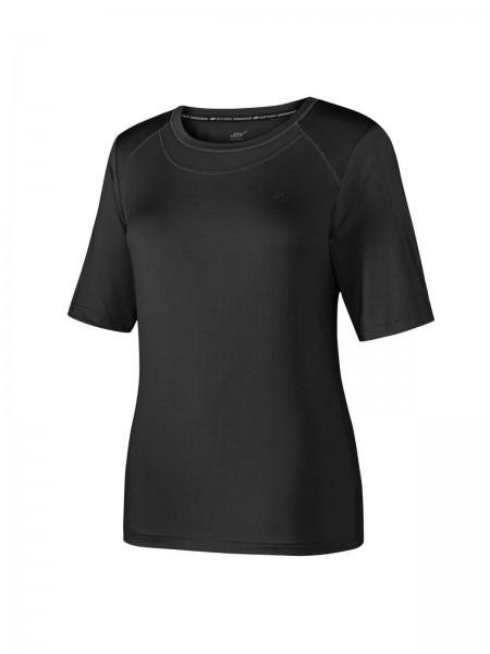 JOY sportswear ISKA Damen T-Shirt, Black