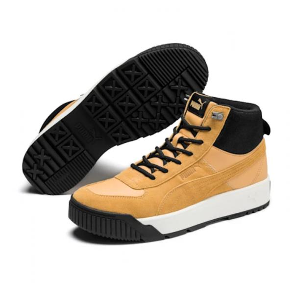 Puma TARRENZ Damen Sneakerboots, Taffy-Puma Black