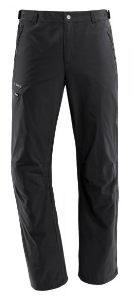 04574 010 Vaude MEN'S FARLEY STRETCH PANTS II Herren Trekkinghose, Black