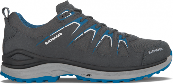 310611 9340 Lowa INNOX EVO GTX LO Herren Trekking- & Wanderschuhe, Asphalt/Blau