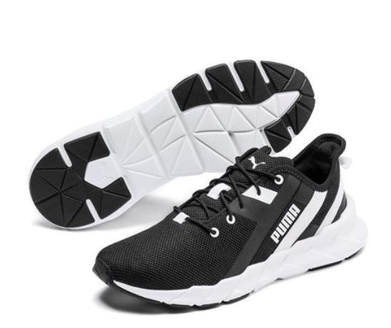 Puma WEAVE XT Damen Sneaker, Puma Black/Puma White