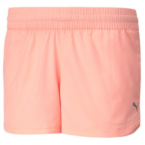 Puma PERFORMANCE Damen Shorts, Elektro Peach