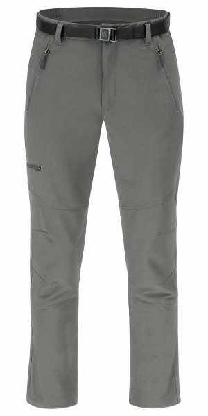 81035 00040 Hot Sportswear NORTON M Herren Wander- & Trekkinghose (Kurzgröße), Asche