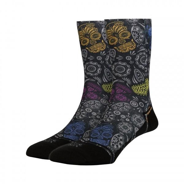 LUF|SOX CLASSICS Unisex Lifestyle Socken, Sugar Skall