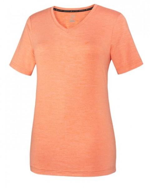 JOY sportswear ZAMIRA Damen T-Shirt, Melone Melange
